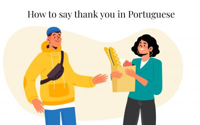 Thank you in Portuguese: All the ways to say and respond to it